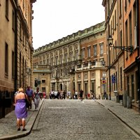 Стокгольм: дороги туриста... :: Игорь Липинский