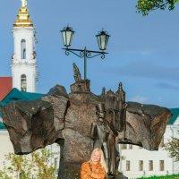 Памятник А.С. Пушкину в Витебске. :: Анатолий Клепешнёв