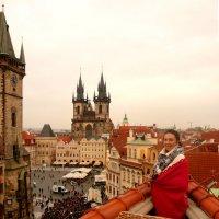 Прага.Староместская площадь. :: Galina Belugina