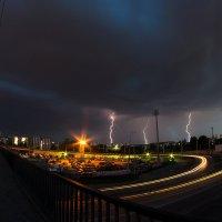 Гроза. Пенза (16.05.14) Фото 3 :: Алексей Макеев