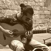 Уличный гитарист :: Тамара Бердыева