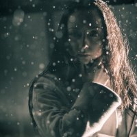 ...первый снег... :: Vitaly Tunnikov