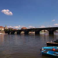 Мост :: Ольга Богачёва