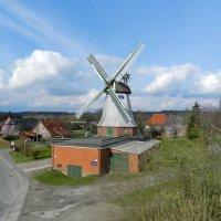 Голландская ветряная мельница № 6 :: Viktor Preuß.039ru
