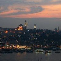 Вечерний Стамбул :: Olga