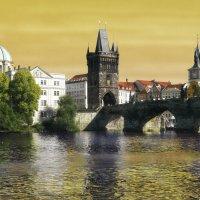 Злата Прага :: Александр Яковлев