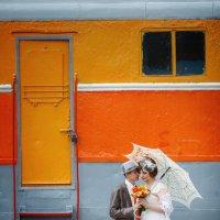 Оранжевые чувства :: Юлия Вяткина