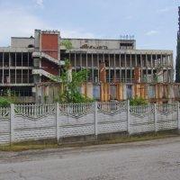 Туристическая база...была. :: Ирина Нафаня