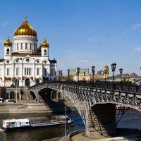 Храм Христа Спасителя :: Андрей Воробьев