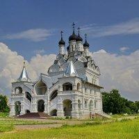 Церковь Благовещения Пресвятой Богородицы в Тайнинском. :: МарШева ♥Just Mary♥ .