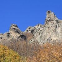 Козьи скалы г. Бештау :: Vladimir 070549