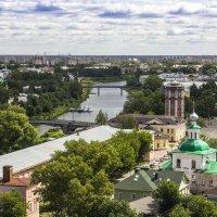 Взгляд на юго-восток города :: Татьяна Копосова