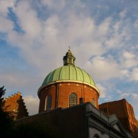 Небо в Брюсселе :: Ольга Богачёва