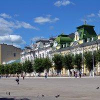 Центральная площадь Вольска. :: Анатолий