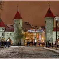 Предрождественский Таллин :: Татьянка *