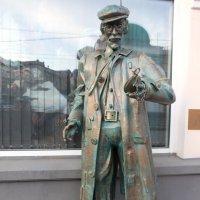 Памятник Рутгеру Хауэру :: Savayr
