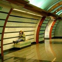 Читать всегда, читать везде :: Вера Моисеева