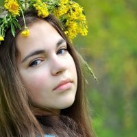 июнь. Карина :: Светлана Абатурова