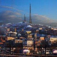 Владивосток :: Александр Пронь