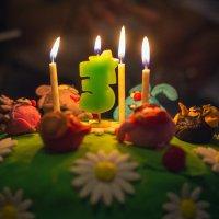 Праздничный торт :: Vladimir 070549