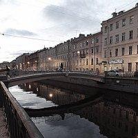 Мучной мост :: Yulianna Yanvarskaya