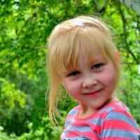 малышка :: Ирина Никулица