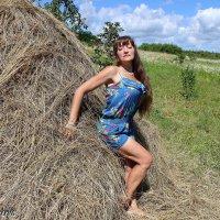 Душисто сено, нега лета, что же боле?.. :: Валерия Металличенко(DEAF)