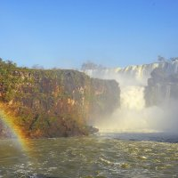 Водопады Игуасу :: nick115
