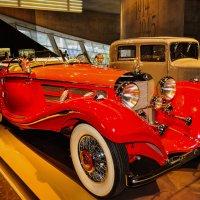 Mercedes-Benz 1930-1939 :: Georg Förderer