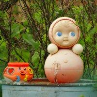 игрушка недалёкого прошлого :: Михаил Жуковский