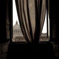 Окно в Ватикан :: ELENA RAUPOVA