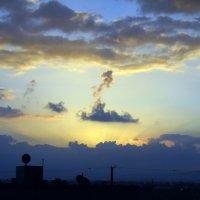 Восход солнца. :: Валерьян