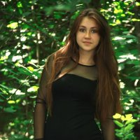 в лесу..(2) :: Анна Одоленко