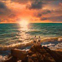 Счастье — это когда вам ничего не нужно в данный момент, кроме того, что уже есть :) :: Алексей Латыш