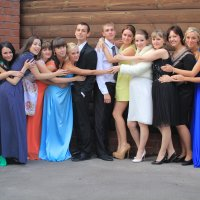 Выпускной :: Ляйсан Ахметханова
