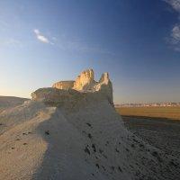 На плато Устюрт. :: Александр Гризодуб