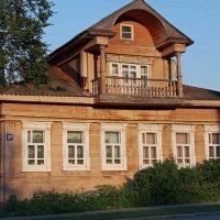 Старый деревянный дом :: Наталья