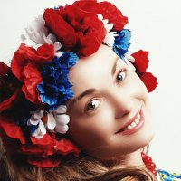 "The ""Face of Ukraine."" Grand Models. Photo by A. Krivitskiy. :: krivitskiy Кривицкий"