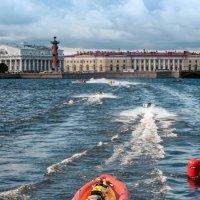 Гонка 24 часа Санкт-Петербурга :: Алексей Говорушкин