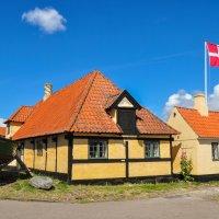 Дания, рыбацкая деревня Драгёр :: Алексей Кошелев