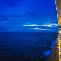 Ботнический залив с борта парома :: Алексей Кошелев