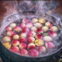 про яблоки... :: Ольга Прозорова