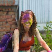 фестиваль красок Новосибирск 2014 :: Инна Кравченко