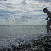 Бурлит и пенится волна :: sorovey Sol