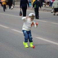 вот оно счастье :: Алексей Бортновский