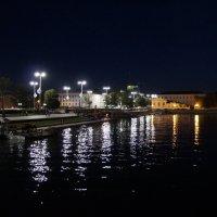 Полночь на Плотинке :: @льга Б@р@дина