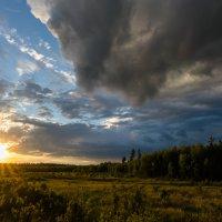 Победа солнца :: Дмитрий Шкредов