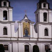 Фрагмент Свято-Духов Кафедрального собора. Минск. :: Nonna