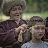 Золотые косы... :: Вячеслав Орлов