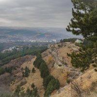 г. Кисловодск. Вид с Малого седла на Серые скалы :: Vladimir 070549